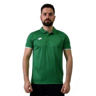 Polo Yaka Tişört, Lotto Ray Yeşil R8917