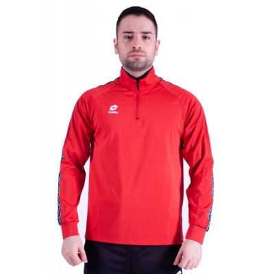 Tek Eşofman Üstü, Lotto Athletica Antrenman Kırmızı R8961