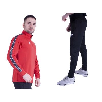 R8961 Horz Lotto Antrenman Eşofman Takımı Kırmızı