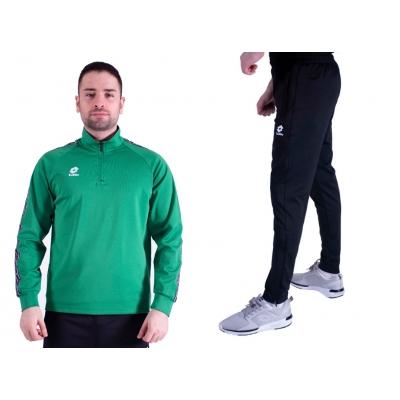 R8963 Horz Lotto Antrenman Eşofman Takımı Yeşil