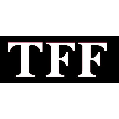 TFF Yazısı, Tekstil Ürünlerine Eklenmek İçin